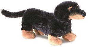 Aurora MINI FLOPSIE-Vienne teckel - 20.5 cm jouets en peluche animaux en peluche BN  </span>
