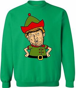 image is loading donald trump funny ugly christmas sweater funny merry