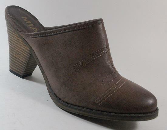 NEW Women's MIA CANDENCE Heel Clogs Western Booties shoes SZ 8