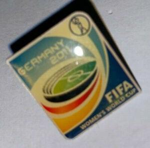 FIFA Women's World Cup 2011 Pin NEU (E37v)