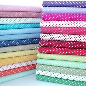 3MM-TINY-DOT-100-COTTON-POLKA-DOTS-SPOT-FABRIC-ALL-COLOURS-patchwork-craft