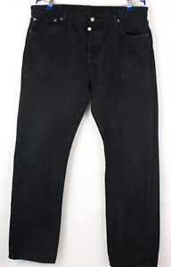 Levi's Strauss & Co Hommes 501 Jeans Jambe Droite Taille W36 L32 BBZ696