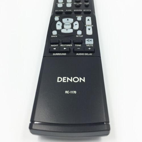 Remote Control RC-1170 for DENON Audio//Video Receiver AVR-1513 DHT-1513BA