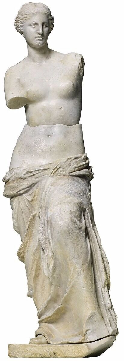 Figma SP-063 The Table Museum Venus de Milo Figure FREEing NEW from Japan