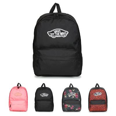 selezione migliore ac73c 75e9d Zaino VANS REALM BACKPACK Backpack Scuola Tempo Libero Zainetto Uomo  Ragazzo | eBay
