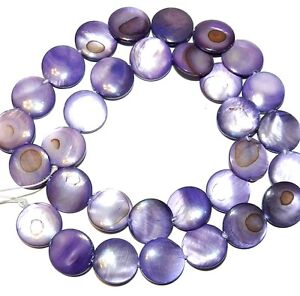 """12mm White Pink Purple Mother Of Pearl Shell Round Gemstone Loose Beads 15/"""""""