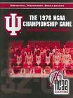 1976 NCAA Championship - Indiana VS Michigan DVD