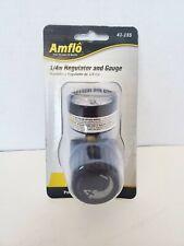 Amflo 14 In Regulator And Gauge