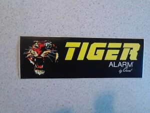 autocollant-sticker-TIGER-ALARM-by-orvel