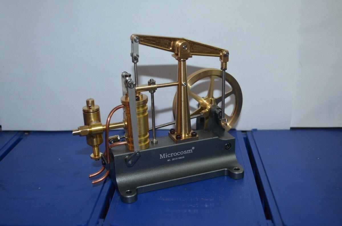 Microcosm M12 beam Steam free shipping