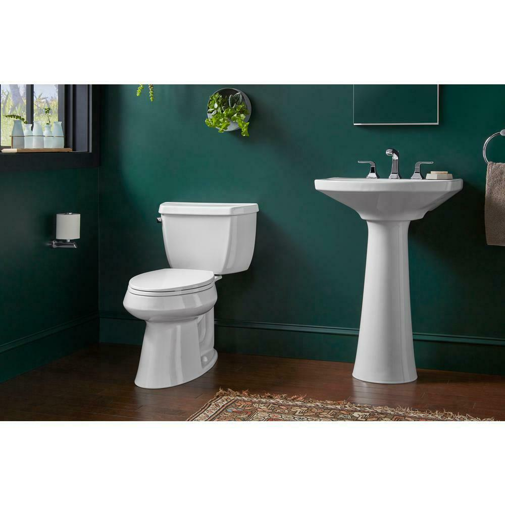 Kohler Rubicon 8 In Widespread 2 Handle Bathroom Faucet In Polished Chrome For Sale Online Ebay