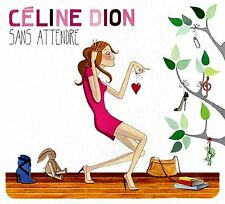 BRAND NEW CD  //  CELINE DION  // SANS ATTENDRE (DELUXE EDITION)