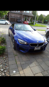 BMW M6 2012 CONVERTIBLE