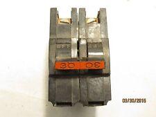 Federal Pacific FPE NA230 2 Pole 30 Amp 120/240 Volt Circuit Breaker