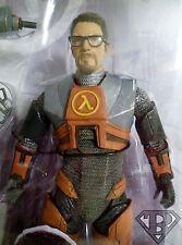 "NECA 7"" Figure Model Doll Toy Dr. Gordon Freeman Half-Life 2 Video Game Collect"