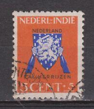 Nederlands Indie Indonesie nr 290 used Vrij Nederland 1941 Netherlands Indies