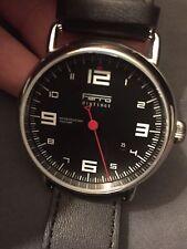 Ferro Distinct single hand Quartz Swiss Movement Watch Inspired By Porsche