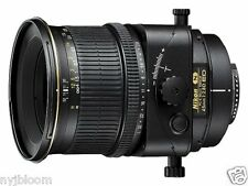 Nikon PC-E Micro NIKKOR MC 45mm f2.8 D ED Tilt Shift Lens 1:2 Macro Close Up g