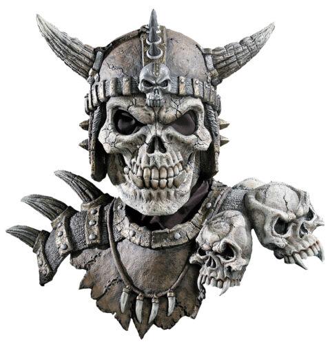 Kronos Mask And Shoulders