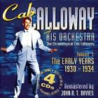 Vol.1 The Early Years 1930-1934 von Cab & His Orchestra Calloway (2014)
