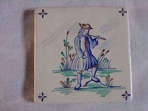 Decoro ceramica bagno cucina personaggi mattonelle 15x15 ebay