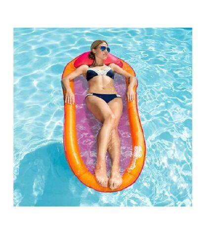 capacité avec sac de transport ** couleurs varient ** Nouveau SWIMWAYS Spring Float 250 Lb environ 113.40 kg
