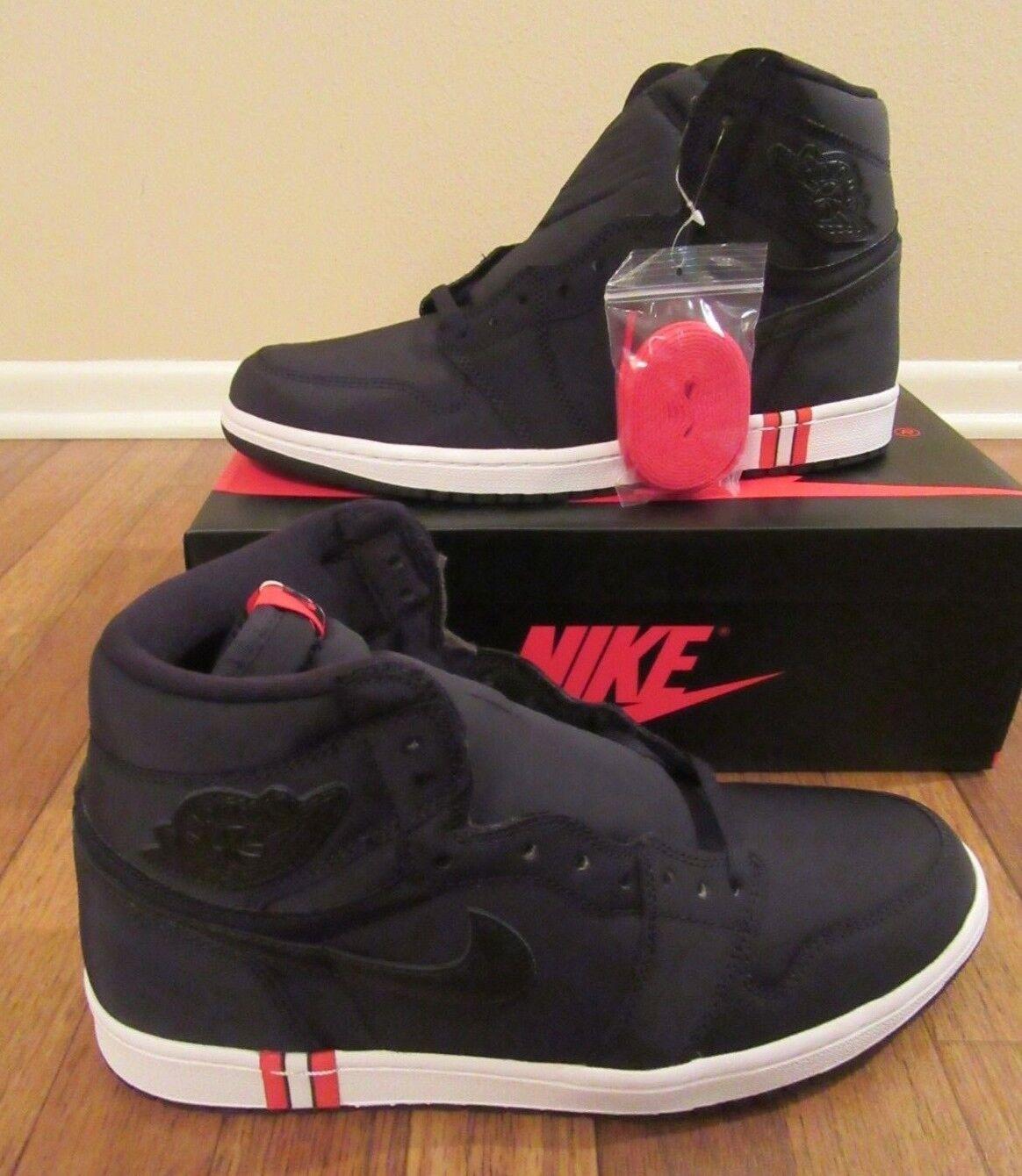 new arrival e0599 51ebd Nike Air Jordan 1 Retro Hi OG BCFC Size 11 Paris Saint-germain PSG Ar3254  001