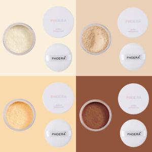 PHOERA-No-Filter-Setting-Powder-Loose-Face-Translucent-Foundation-Makeup-Puff