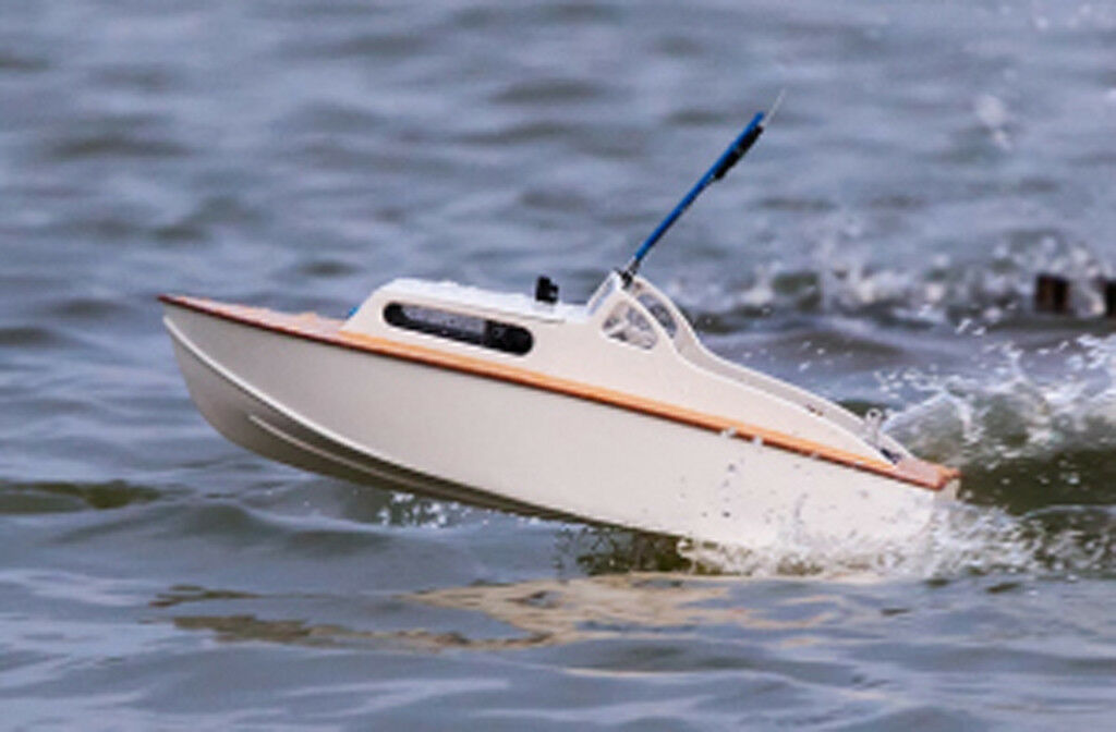 Sea Nymph Boat Model Wooden boat kit Lesro models Les Rowell