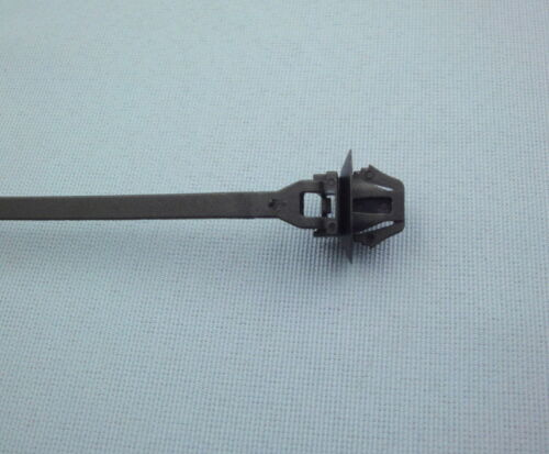 5x Kabelhalter schlauchbefestigung Kabelstrang Mazda 992890753 150mm 12MM 408