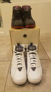Air-Jordan-Retro-7-VII-DMP-Pack-Raptor-Orlando-Magic-371496-991-Size-9