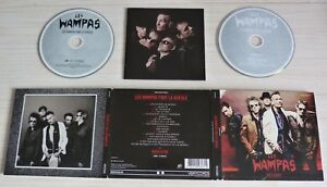 VERSION-CD-DVD-ALBUM-LES-WAMPAS-FONT-LA-GUEULE-16-TITRES-2014-DVD-MAKING-OF