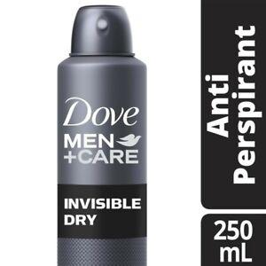 Dove Men's Antiperspirant Deodorant Invisible Dry 250mL