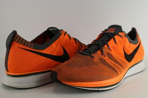 Total 12 Blanc Nike 532984 Trainer Taille Gris Foncé Noir Flyknit 880 Orange JFK1lc