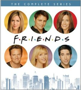 The Friends - Friends: The Complete Series Collection [New DVD] Boxed Set, Gift