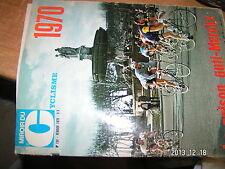 Miroir du Cyclisme n°124 P.Bernet Fausto le grand Van Impe Piste Grenoble 1970