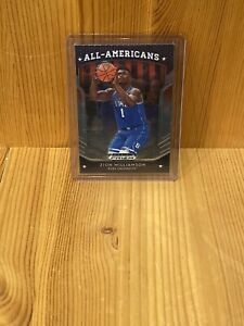 Zion-Williamson-Rookie-Card-Prizm-Draft-All-Americans-100-RC-Clean-Pelicans