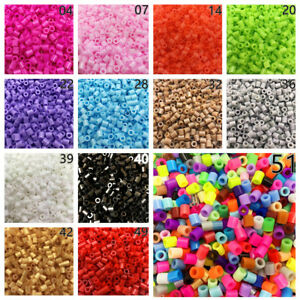 NEW-51-Colors-DIY-1000-PCS-PP-HAMA-PERLER-BEADS-for-GREAT-Kids-Great-Fun-Toys