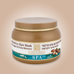 Restorative Hair Mask With Argan Oil From Morocco 7290011843281 Ebay
