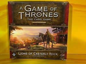 A-Game-of-Thrones-Card-Game-Lions-of-Casterly-Rock-Expansion-Pack
