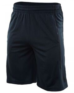 acb1bf8ee24462 Nike Men s Jordan Double Crossover Shorts 811466-454 Navy Dri-Fit ...