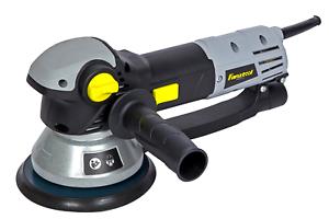 Exzenterschleifer 150mm 710W mit Umschaltung für freie//zwangsgeführte Rotation