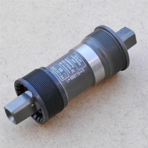 Shimano BB-UN26-K Vierkant Innenlager 68mm x 110mm NEU