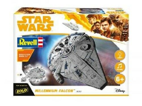 Star Wars Construction & Jeu Han Solo Article A - Kit Modélisme Revell RV06767