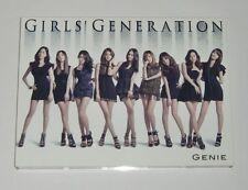 SNSD GIRLS' GENERATION GENIE JAPAN First Limited Edition CD+DVD