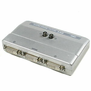 DVI-2-Port-2-1-Manual-Switcher-Selector-Switch-Box-single-mode-TV-LCD-Monitor