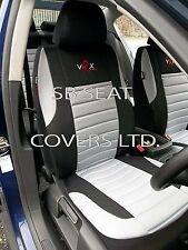 i - TO FIT A TOYOTA PRIUS CAR, SEAT COVERS, GREY VRX FULL SET