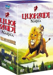 Details About Bbc C S Lewis The Chronicles Of Narnia 4 Dvd Special Feature Box Set New