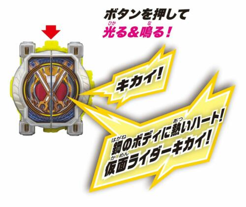 Bandai Kamen Masked Rider Zi-O Dx Kikai Milide Miride Montre Japon Officel