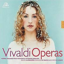 Operas von Rinaldo Alessandrini | CD | Zustand gut